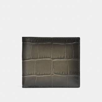 Coach New YorkCoach Double Billfold Wallet