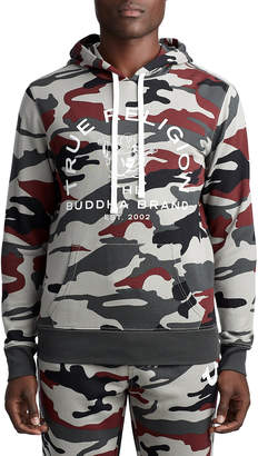 7aac864d27 True Religion MENS BUDDHA GRAPHIC PULLOVER HOODIE