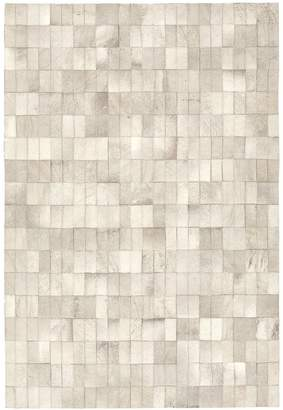 ABC Home Cowhide Patchwork Rug Rug - 4'x6'