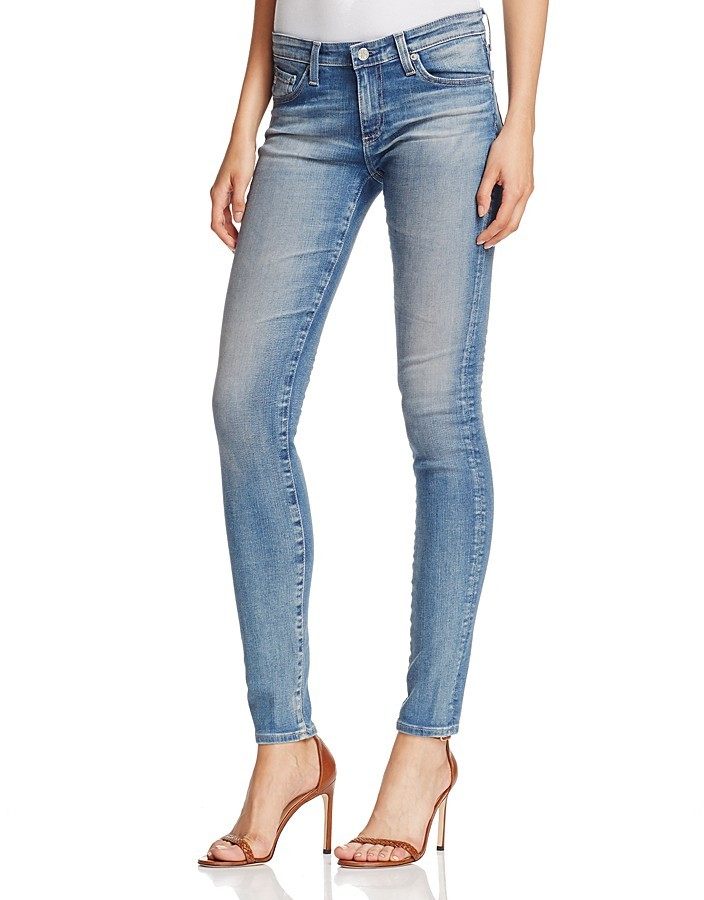 AG Jeans AG Rev Super Skinny Jeans in 15 Years Stark Horizon
