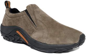 Merrell Jungle Suede Moc Slip-On Shoes Men's Shoes