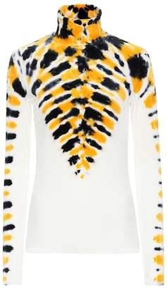 Proenza Schouler Velvet turtleneck sweater