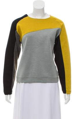 Surface to Air Colorblock Knit Top