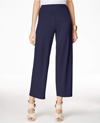Alfani Petite Soft-Knit Dressing Culottes