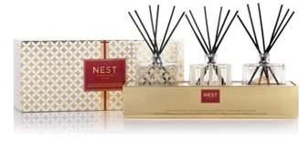 NEST Fragrances Reed Diffuser Trio Set