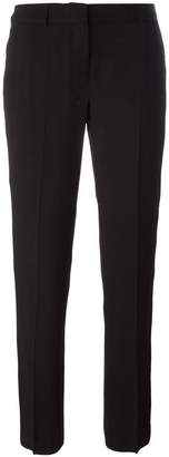 Ermanno Scervino slim-fit tailored cropped trousers