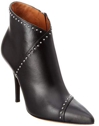 Givenchy Studded Leather Ankle Boot.