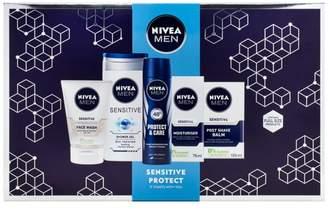 Men Sensitive Protect Gift Pack