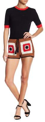 Endless Rose Sweater Shorts