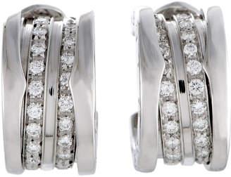 Bulgari B.Zero1 18K Diamond Earrings