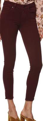 Paige Women's Jean Verdugo Ankle Vintage Dark Currant Skinny Jeans 1764799 6011