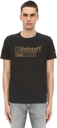 Belstaff TRIALMASTER VINTAGE COTTON T-SHIRT