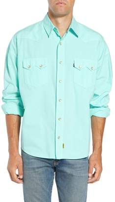 Levi's Made & Crafted(TM) Regular Fit Western Shirt