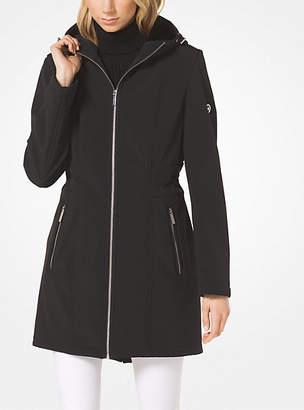 Michael Kors Tech Hooded Coat