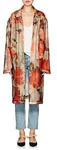 BY. Bonnie Young BY. BONNIE YOUNG WOMEN'S LAB ROSE-PRINT MESH JACKET - POPPY SIZE 4