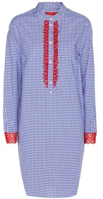 Tommy Hilfiger Checked cotton shirt dress