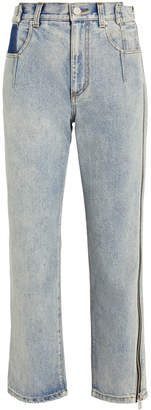 3.1 Phillip Lim Zipper Seam Jeans