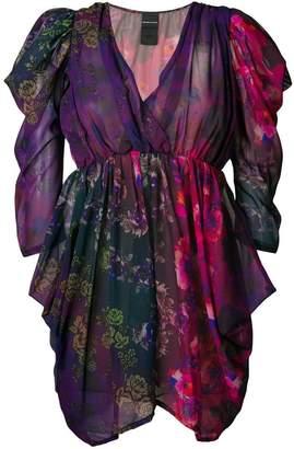 DAY Birger et Mikkelsen Marc Ellis structured sleeves dress
