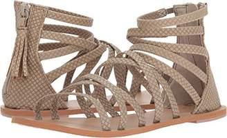 Roxy Women's Brett Strappy Gladiator Sandals
