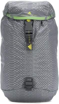 adidas by Stella McCartney snake print effect backpack
