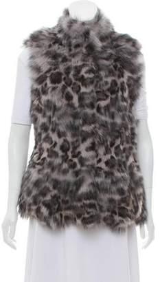 Jocelyn Fox Fur Vest w/ Tags