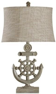 "Beachcrest Home Samana Nautical 29"" Table Lamp"