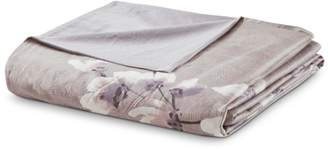 Natori Sakura Blossom Duvet Cover Set, Full/Queen