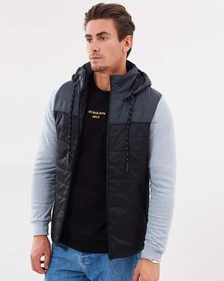 St Goliath Summon Hooded Jacket