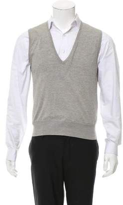Balenciaga V-Neck Sweater Vest