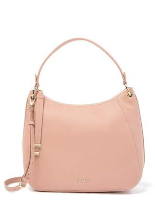 Furla Sienna Medium Leather Hobo Bag