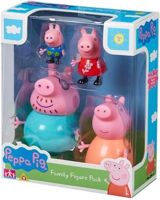 Peppa Pig Peppa's Family Figure Pack