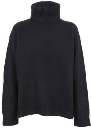 Zucca (ズッカ) - Zucca Elbow Patch Sweater
