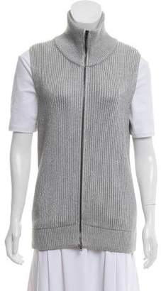 Maison Margiela Zip-Up Vest