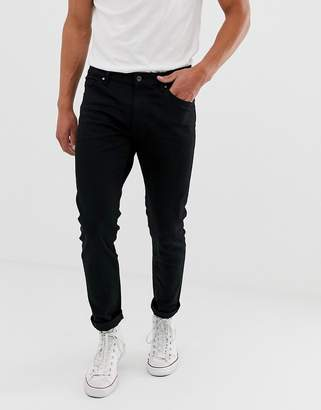 Tiger of Sweden tapered fit denim jeans in black