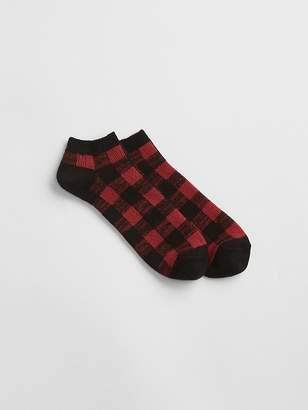 Gap Pattern Ankle Socks