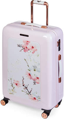 "Ted Baker 27"" Pink Cherry Blossom Upright Spinner"