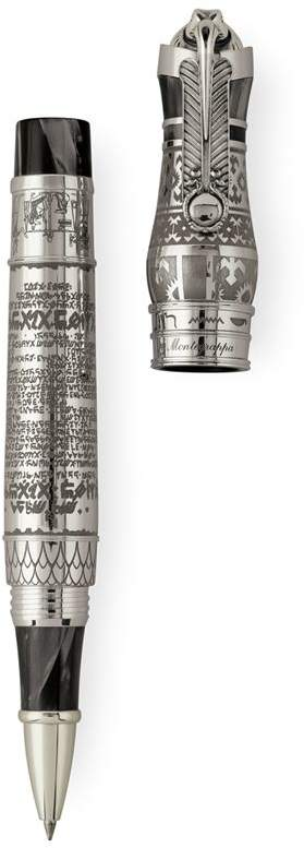 Montegrappa Thoth Argento Rollerball Pen