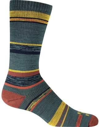 Farm To Feet King Variegated Stripe Sock - Men's