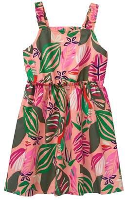 Crazy 8 Palm Dress