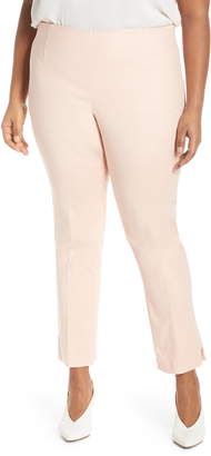 Vince Camuto Doubleweave Side Zip Pants