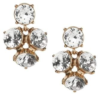 Banana Republic Sparkle Cluster Drop Earring