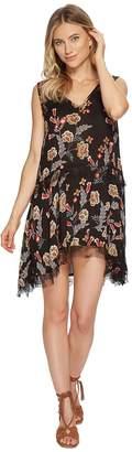 Angie Lace Shoulder Sundress Women's Dress