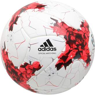adidas Krasava Ekstraklasa Official Match Football White/Red/Power Red/Clear Grey