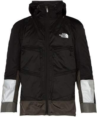 Junya Watanabe X The North Face backpack nylon coat
