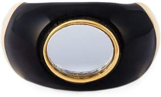 Aurelie Bidermann 18kt gold plated 'Diana' ring