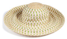 MissoniMissoni Mare Cotton/Straw Sun Hat