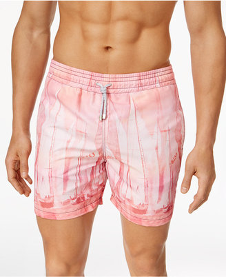 "Velero Men's Sailboat Swim Trunks, 6"" $80 thestylecure.com"
