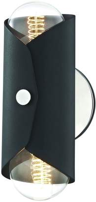 Hudson Mitzi by Valley Lighting Immo 2-Light Wall Sconce