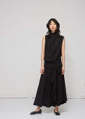 Maison Margiela Sleeveless Floor Length Dress