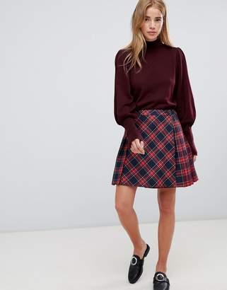 Jack Wills True Plaid Check Skirt